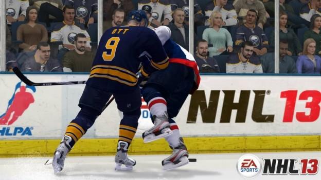 NHL 13 Screenshot #134 for PS3