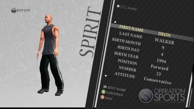 NBA Ballers: Chosen One Screenshot #14 for Xbox 360
