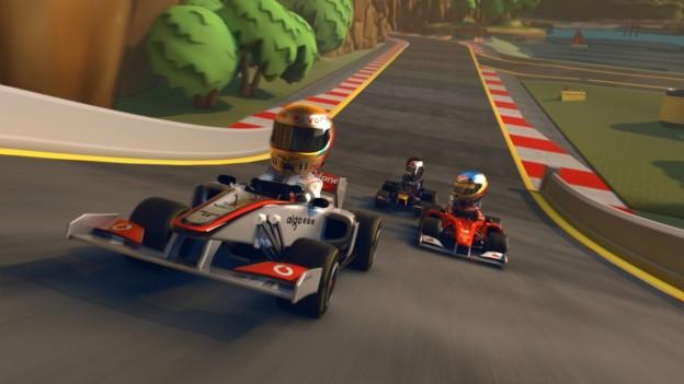 F1 Race Stars Screenshot #6 for Xbox 360