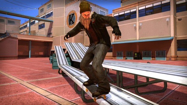 Tony Hawk's Pro Skater HD Screenshot #52 for Xbox 360