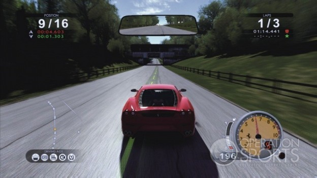 Test Drive: Ferrari Racing Legends Screenshot #2 for Xbox 360, PS3