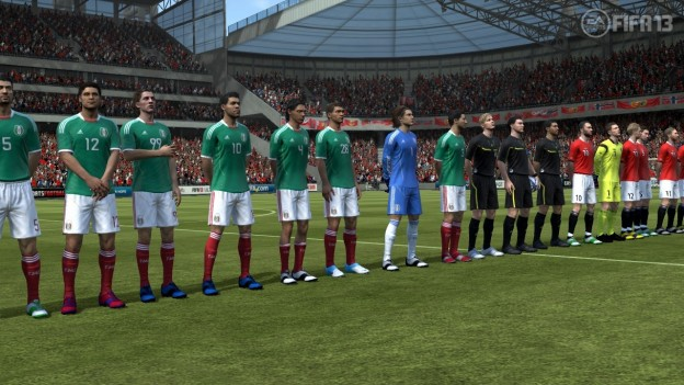 FIFA Soccer 13 Screenshot #49 for Xbox 360