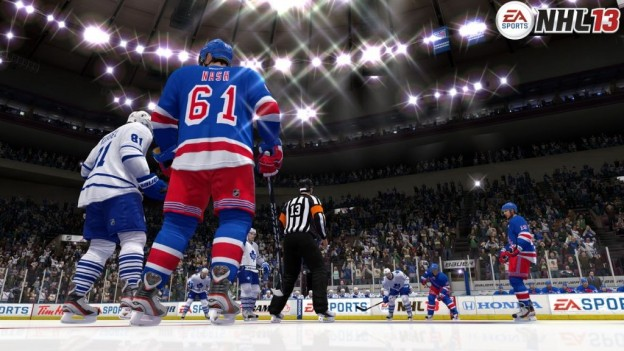 NHL 13 Screenshot #150 for Xbox 360