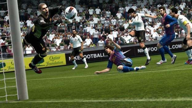 Pro Evolution Soccer 2013 Screenshot #17 for Xbox 360