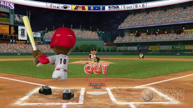 MLB Bobblehead Pros Screenshot #12 for Xbox 360