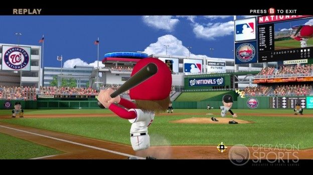 MLB Bobblehead Pros Screenshot #13 for Xbox 360