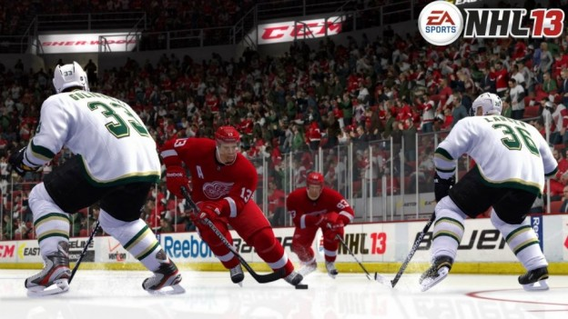 NHL 13 Screenshot #157 for Xbox 360