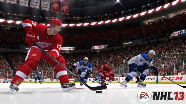 NHL 13 Screenshot #159 for Xbox 360