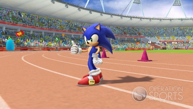 Mario & Sonic at the 2012 London Olympics Screenshot #6 for Wii