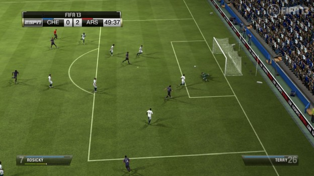 FIFA Soccer 13 Screenshot #1 for Wii U
