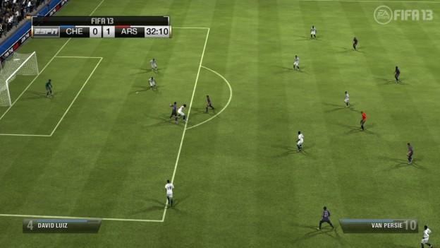 FIFA Soccer 13 Screenshot #2 for Wii U