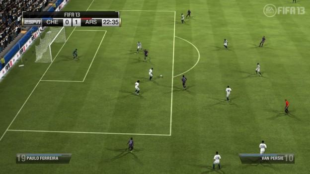 FIFA Soccer 13 Screenshot #3 for Wii U