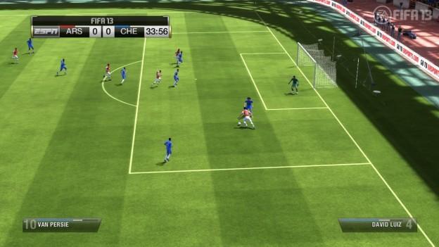 FIFA Soccer 13 Screenshot #5 for Wii U
