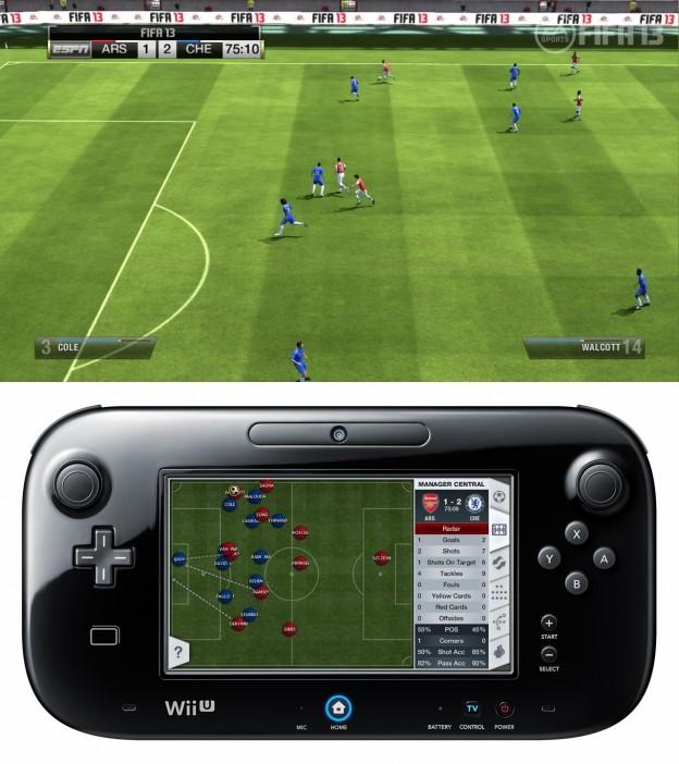 FIFA Soccer 13 Screenshot #13 for Wii U