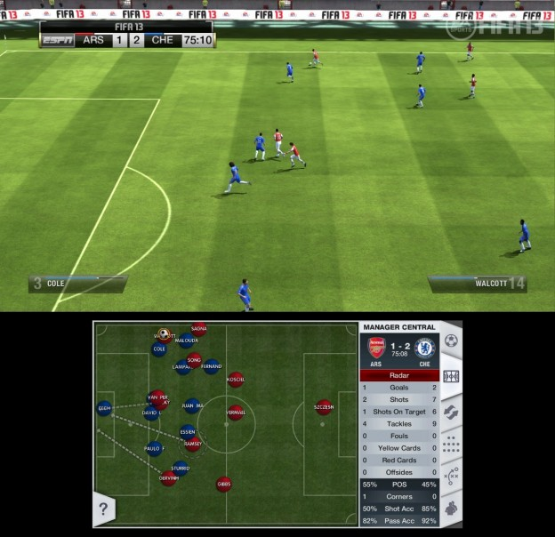 FIFA Soccer 13 Screenshot #14 for Wii U