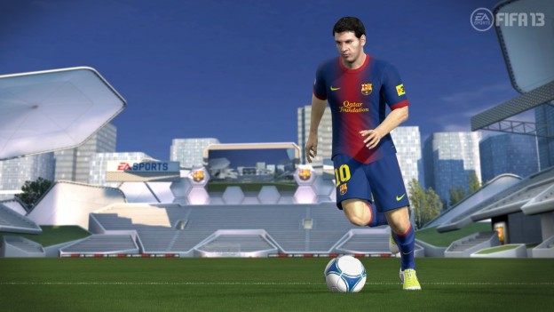 FIFA Soccer 13 Screenshot #17 for Wii U