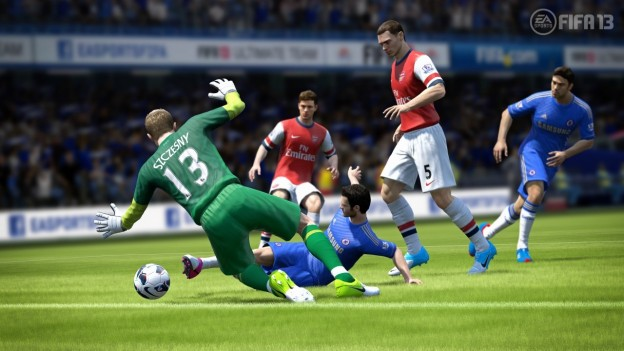 FIFA Soccer 13 Screenshot #18 for Wii U