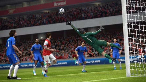 FIFA Soccer 13 Screenshot #20 for Wii U