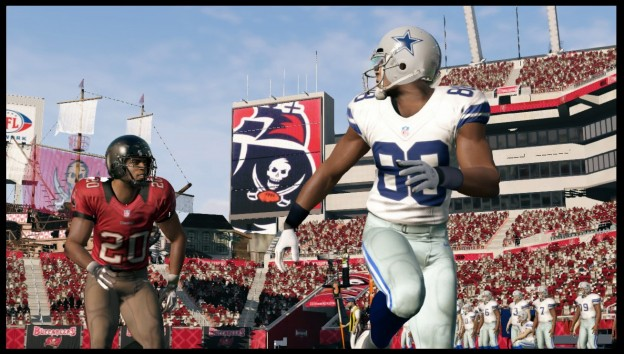 Madden NFL 13 Screenshot #1 for Wii U