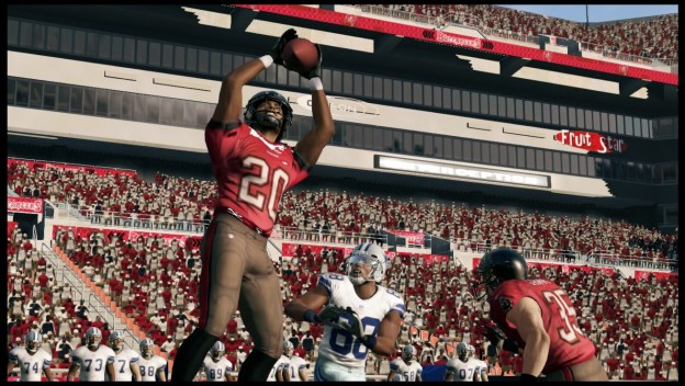 Madden NFL 13 Screenshot #2 for Wii U