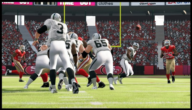 Madden NFL 13 Screenshot #3 for Wii U