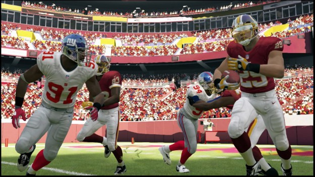 Madden NFL 13 Screenshot #4 for Wii U