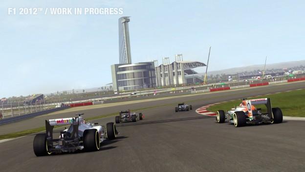 F1 2012 Screenshot #10 for Xbox 360
