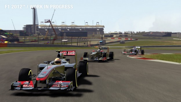 F1 2012 Screenshot #11 for Xbox 360