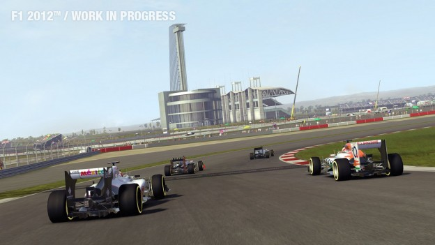 F1 2012 Screenshot #1 for PS3