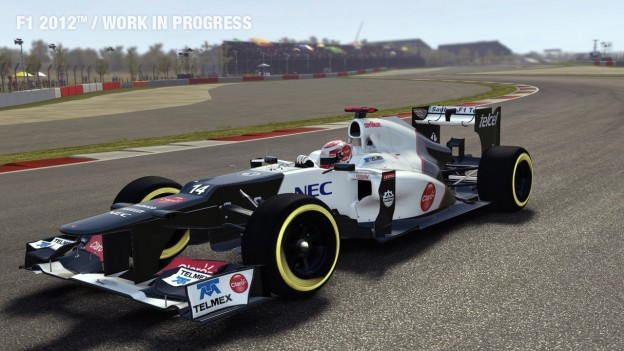 F1 2012 Screenshot #3 for PS3