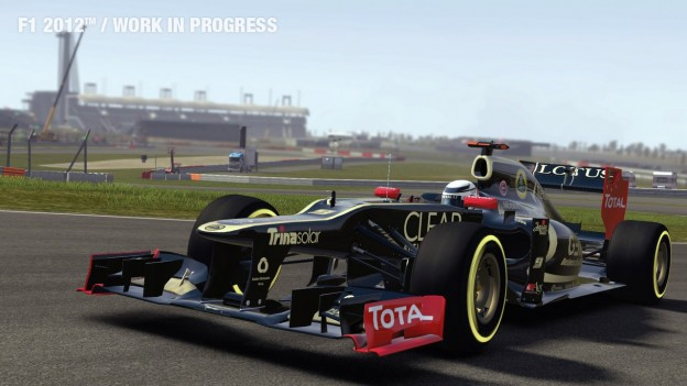 F1 2012 Screenshot #4 for PS3