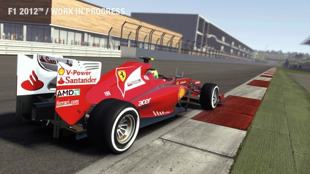 F1 2012 Screenshot #5 for PS3