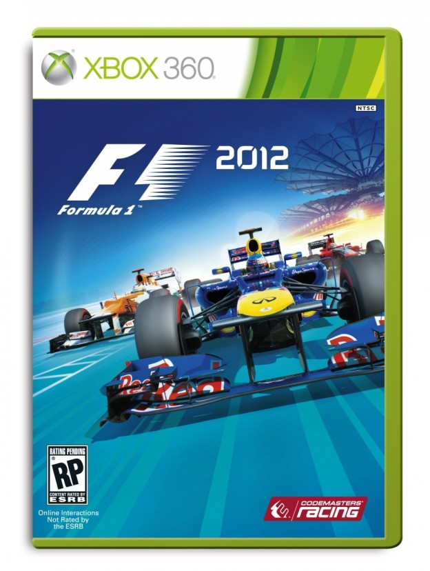 F1 2012 Screenshot #15 for Xbox 360