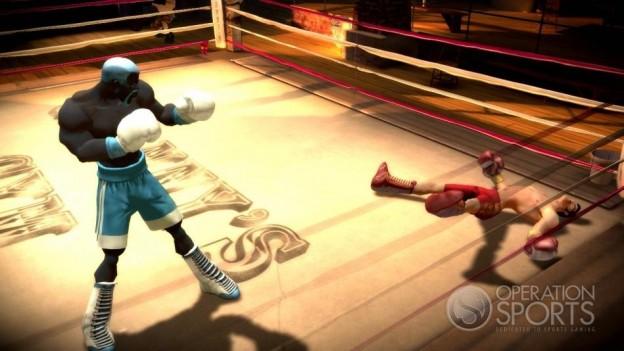 FaceBreaker Screenshot #18 for Xbox 360