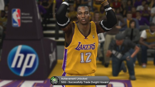 NBA 2K12 Screenshot #340 for Xbox 360