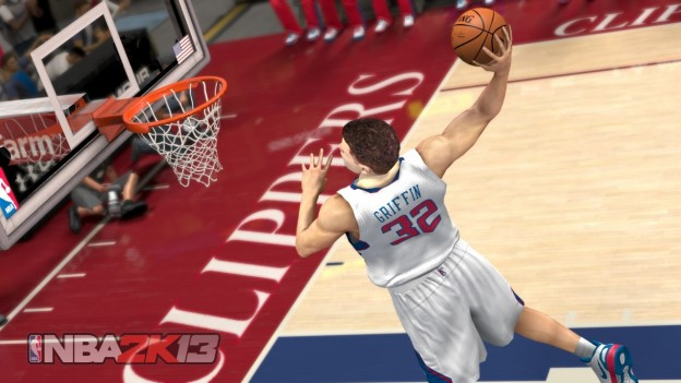 NBA 2K13 Screenshot #22 for Xbox 360