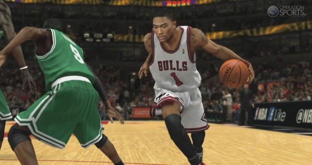 NBA 2K13 Screenshot #35 for Xbox 360