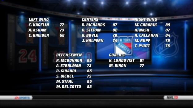 NHL 13 Screenshot #161 for PS3