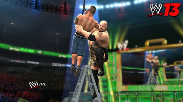 WWE 13 Screenshot #16 for Xbox 360