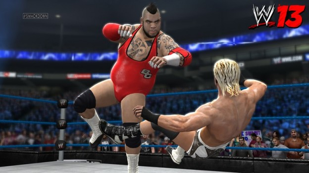 WWE 13 Screenshot #18 for Xbox 360