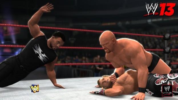 WWE 13 Screenshot #21 for Xbox 360