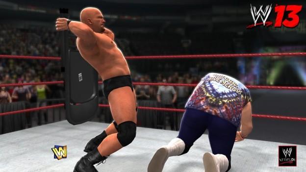 WWE 13 Screenshot #24 for Xbox 360