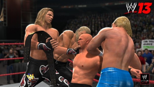 WWE 13 Screenshot #12 for PS3