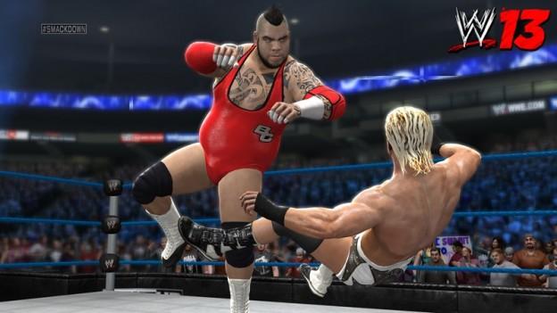 WWE 13 Screenshot #15 for PS3