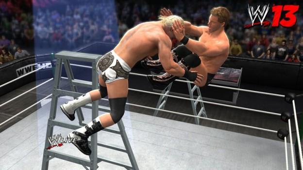 WWE 13 Screenshot #16 for PS3