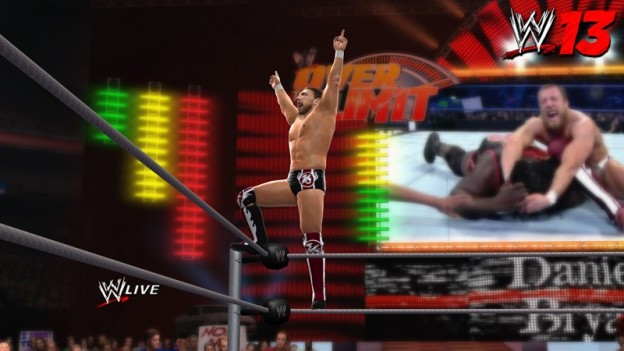 WWE 13 Screenshot #17 for PS3