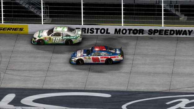 NASCAR The Game: Inside Line Screenshot #13 for Xbox 360