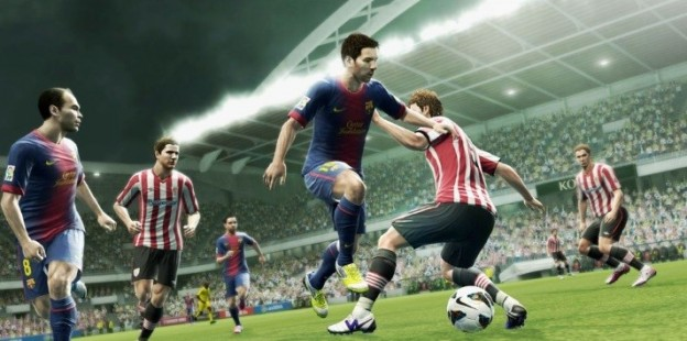 Pro Evolution Soccer 2013 Screenshot #18 for Xbox 360