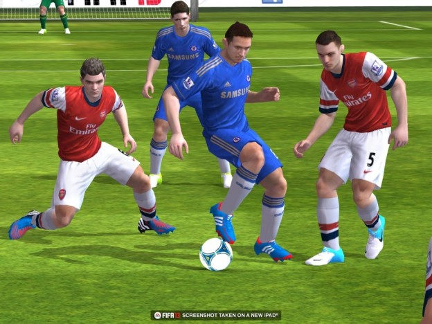 FIFA Soccer 13 Screenshot #1 for iOS