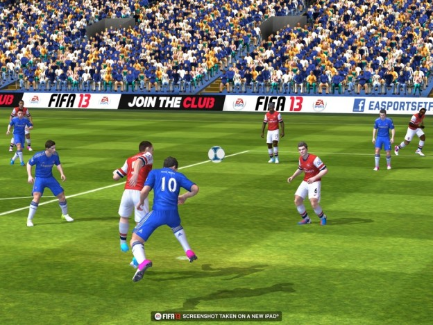 FIFA Soccer 13 Screenshot #3 for iOS